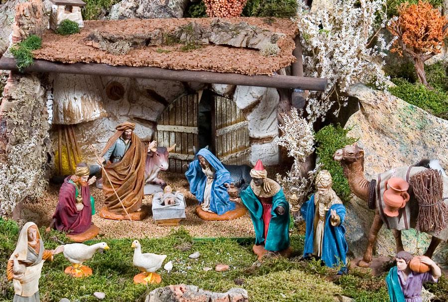 El pesebre  la representación del misterio de Belén es una tradición  navideña muy arraigada a nuestra cultura. 0cd719cf7f7
